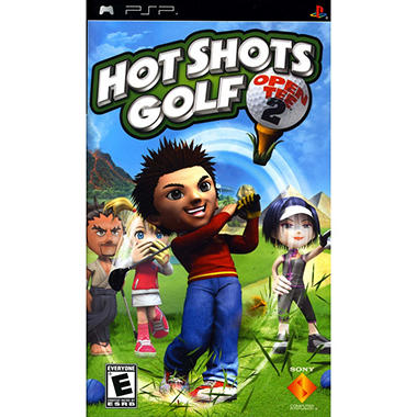 Hot Shots Golf: Open Tee 2 - PSP