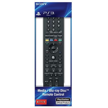 Sony PS3 Blu-ray Remote 2.0