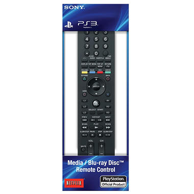 Sony PS3 Blu-ray Remote 2.0