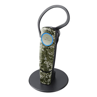Sony Urban Camo Bluetooth Headset for the PS3