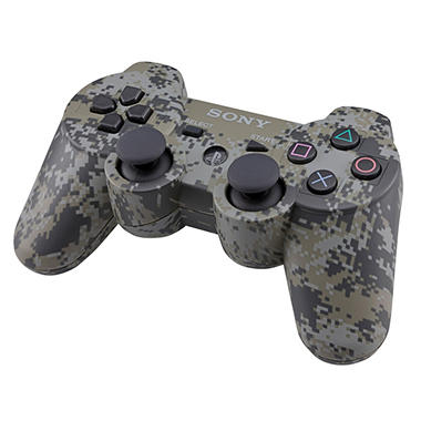 Sony Urban Camo Dual Shock 3 Controller for the PS3