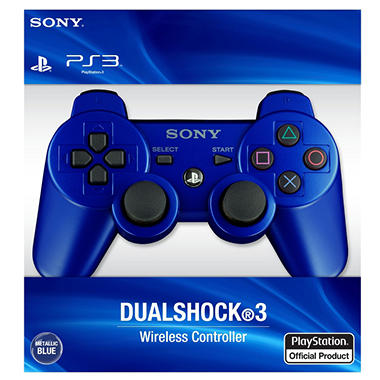 PS3 Dual Shock 3 Wireless Controller - Various Colors