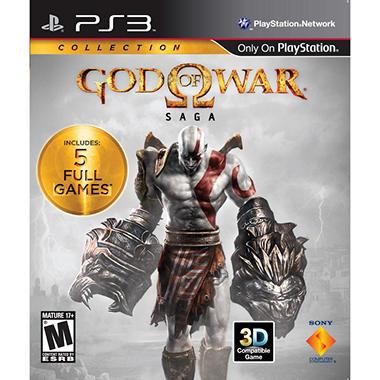God of War Saga Dual Pack – PS3