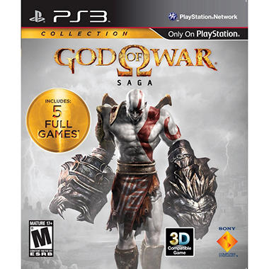 God of War Saga Dual Pack ? PS3