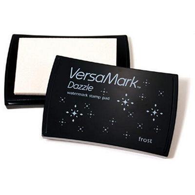 Versamark Dazzle Watermark Ink Pad-Frost