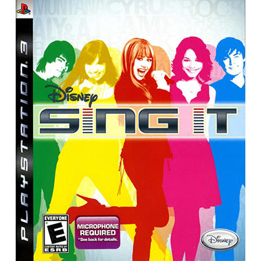 Disney Sing It - PS3