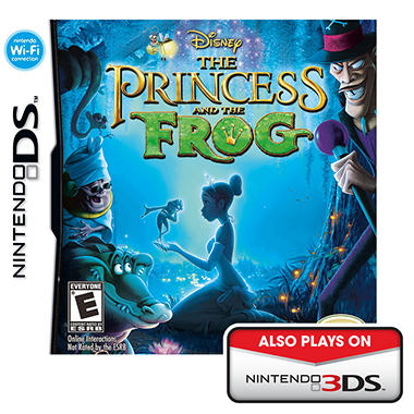 The Princess and the Frog - NDS