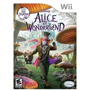 Alice in Wonderland - Wii