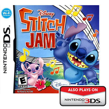 Disney Stitch Jam - NDS