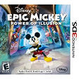 Epic Mickey: Power of Illusion - 3DS