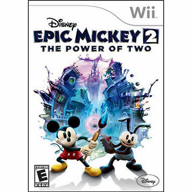 Disney Epic Mickey 2: The Power of Two - Wii