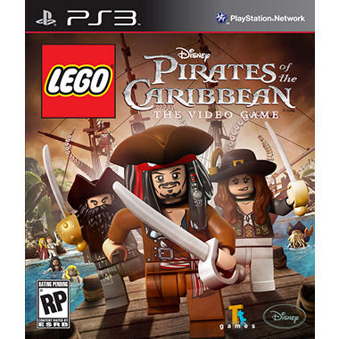 LEGO Pirates of the Caribbean - PS3