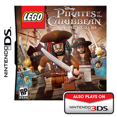 LEGO Pirates of the Caribbean - NDS
