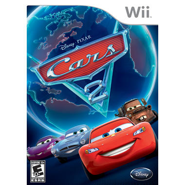Cars 2: The Video Game - Wii