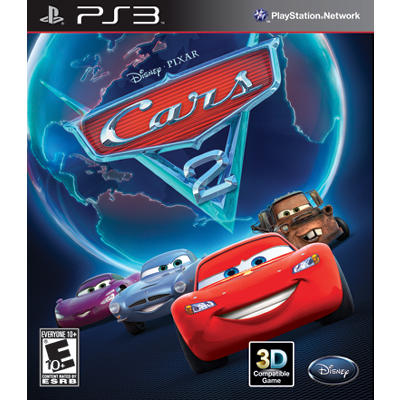 Cars 2: The Video Game - PS3