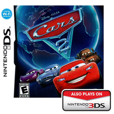 Cars 2: The Video Game - NDS