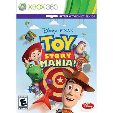 Toy Story Mania - Xbox 360