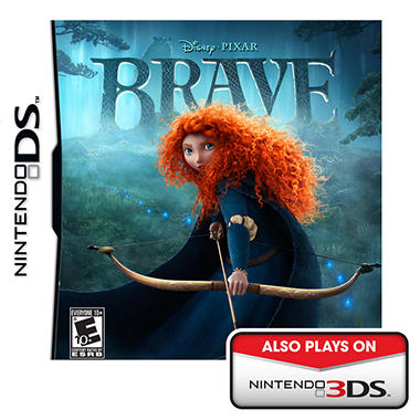 Disney-Pixar Brave: The Video Game - DS