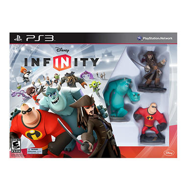 Disney Infinity Starter Kit - Various Systems