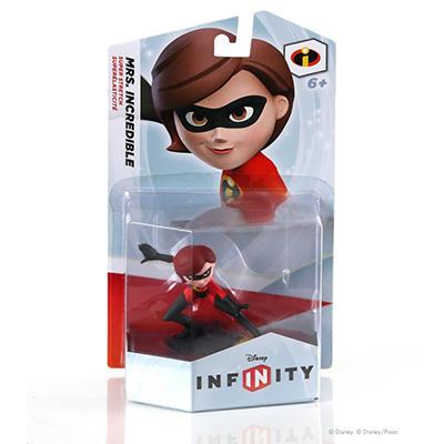 Disney Infinity Single Figure Pack - Mrs Incredible