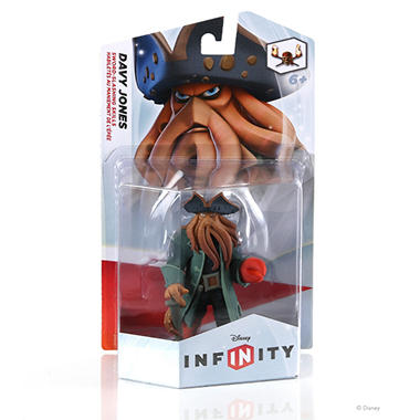 Disney Infinity Single Figure Pack - Davy Jones