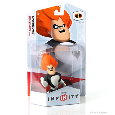 Disney Infinity Single Figure Pack - Syndrome
