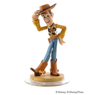Disney Infinity Single Figure Pack - Woody