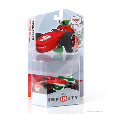 Disney Infinity Single Figure Pack - Francesco