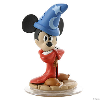 Disney Infinity -Sorcerer's Apprentice Mickey - Single Figure Pack
