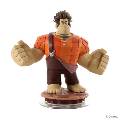 Disney Infinity Single Figure Pack - Wreck-It Ralph