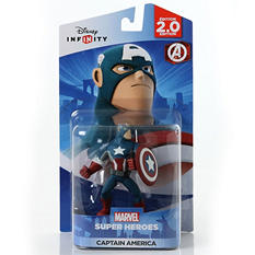 Infinity 2.0 Figure: Marvel - Captain America