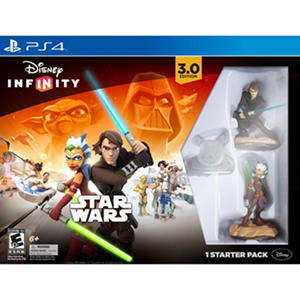 Disney Infinity 3.0 Edition Starter Pack - PS4