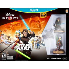 Disney Infinity 3.0 Edition Starter Pack - Wii U