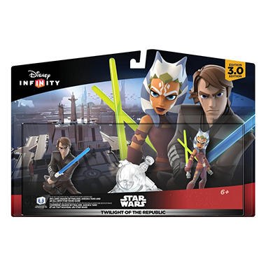 Disney Infinity 3.0 Star Wars Twilight Of The Republic Playset