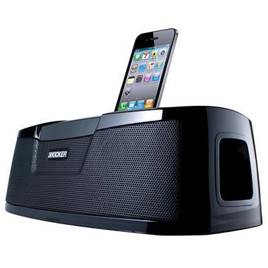 Kicker iKICK100 iPhone/iPod Dock