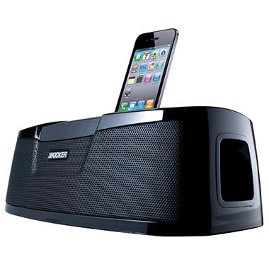 Kicker iKICK100 iPhone/iPod Dock