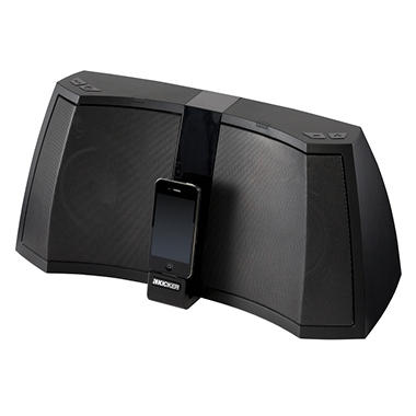 *$199.99 after $20 Instant Savings* Kicker iK5 Amphitheater for iPod/iPhone/iPad