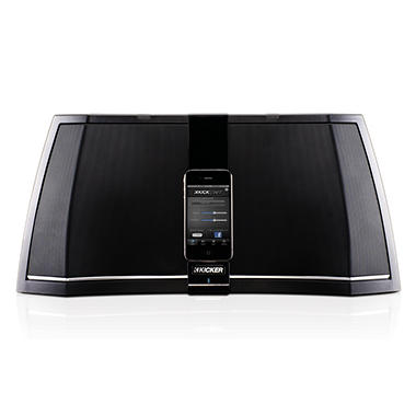 Kicker Amphitheater Bluetooth® Audio System w/ Dock