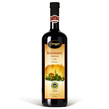 Omaggio Balsamic Vinegar of Modena - 750ML