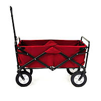 Red Folding Wagon