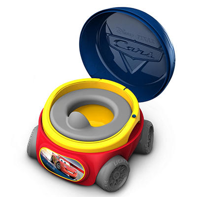 Disney/Pixar Cars Racing Mission Potty System