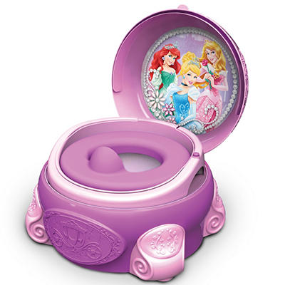 Tomy Disney Princess Magic Sparkle Potty System