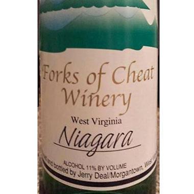 NIAGRA 750ML WHITE, WEST VIRGINIA