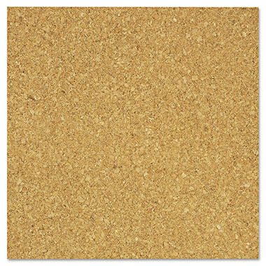 "The Board Dudes - Light Cork Tiles - 12"" x 12"" - 4 ct."