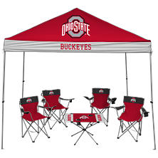 NCAA Ohio State Buckeyes Large Tailgate Kit