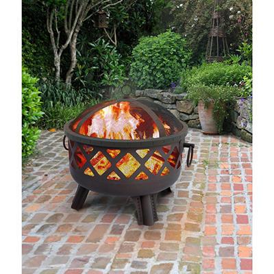 Garden Lights Sarasota Firepit - Choose Your Color
