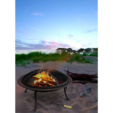 Fire on the Go Firepit