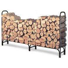 8' Firewood Rack