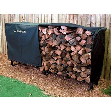 8' Firewood Rack Cover