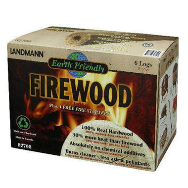 Earth Friendly Firewood